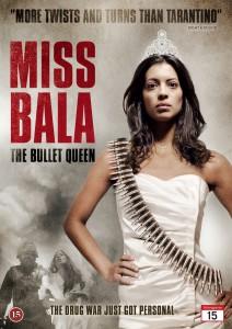 ULTIME Locandina del film Miss Bala
