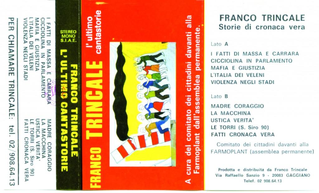 Trincale copertina cassetta Farmoplant