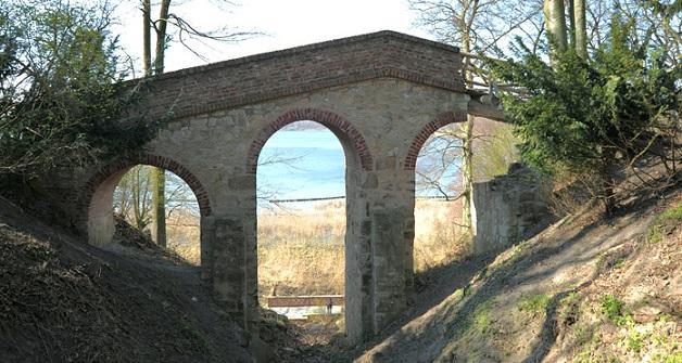 Friedrich Ludwig Persius a Potsdam, Teufelsbrücke