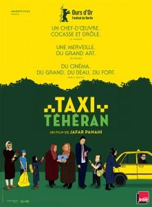 Taxi Teheran, Orso d'oro al 65° Festival internazionale del cinema di Berlino