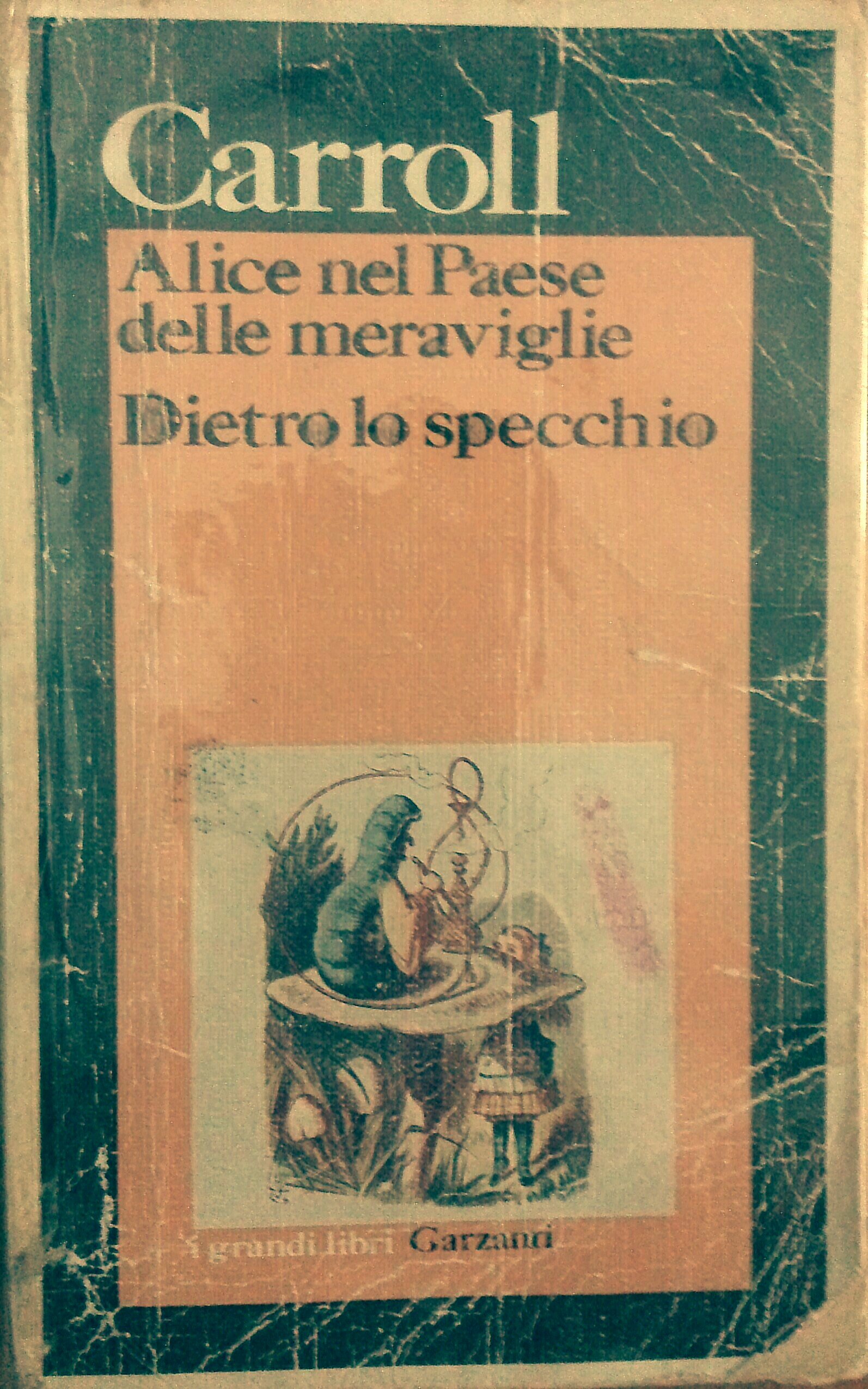 150 anni di Alice: Un vecchio libro di Alice