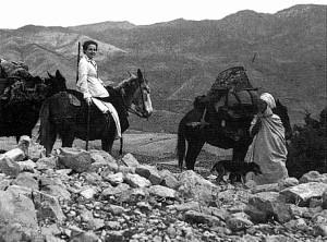 Germaine Tillion in Algeria