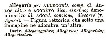 allegoria