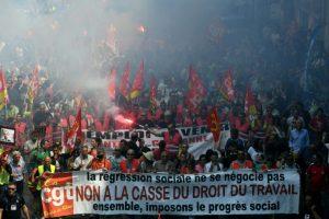 Diario parigino 5. La democrazia bloccata, la crisi del Partito Socialista e i movimenti di contestazione in Francia