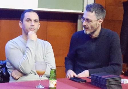 Zijo Ribic e Andrea Rizza