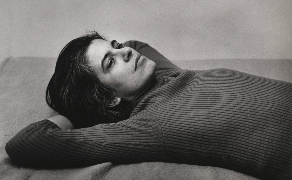 gelatin silver print, 1975 NPG.2005.33 National Portrait Gallery, Smithsonian Institution © Estate of Peter Hujar Picture 049