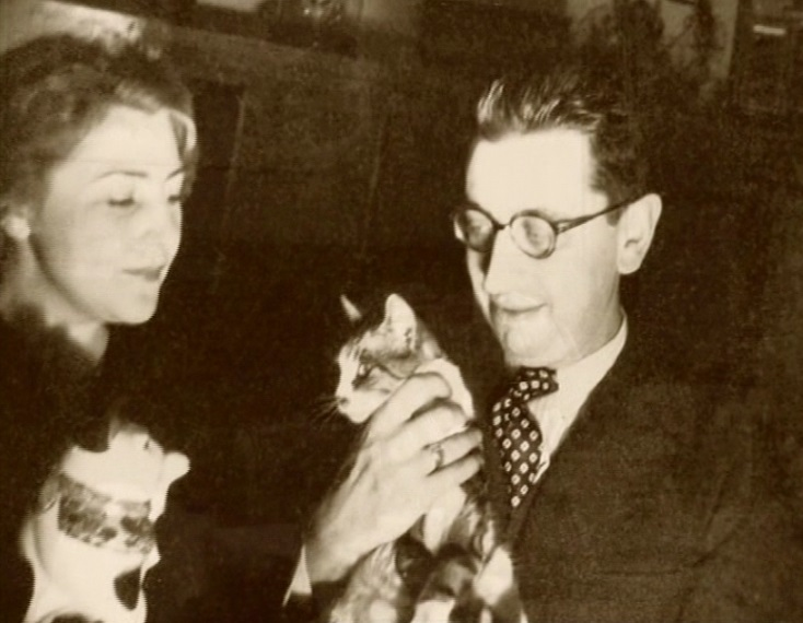 Youki e Robert Desnos [1944]