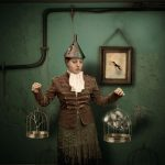 "Jamie Baldridge - A Confluence of Arbitrary Ideas - dalla serie ""Dystopia"""