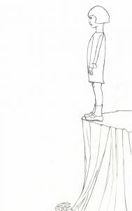 Edoardo Fontana illustrazione per Io sto in alto 2