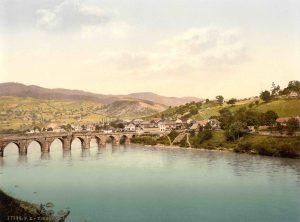 Il ponte di Višegrad - su gentile concessione Beit casa editrice