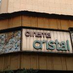 insegna cinema cristal