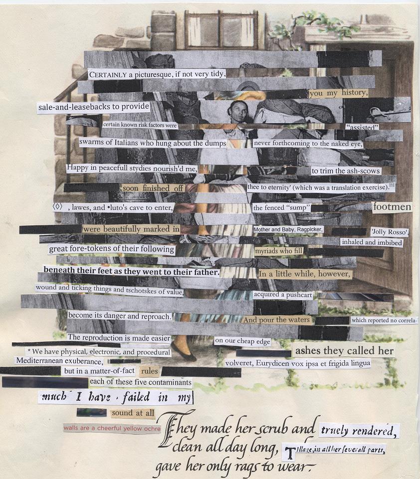 Lettura insolita a Campo Boario: cinque libri – o quasi – (e interventi sonori)