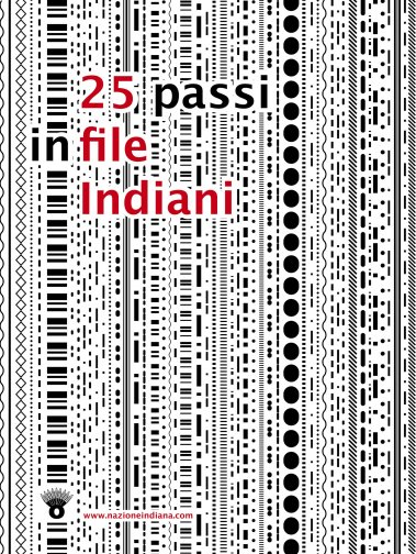 "De crowdfunding ""25 passi in file indiani"""