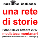 una rete di storie festa di Nazione Indiana 2017 a Fano 28-29 ottobre mediateca Montanari