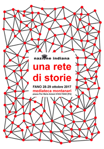 una rete di storie festa di Nazione Indiana 2017