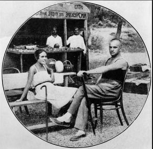Majakovskij e il violino di Picasso