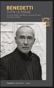 I poeti appartati: Mario Benedetti