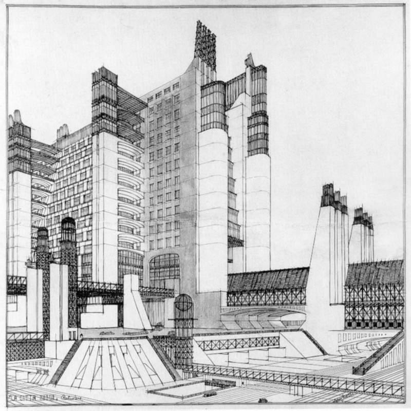Un ragionamento architettato male nazione indiana for Bruno zevi saper vedere l architettura